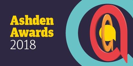 Ashden 2018 generic banner