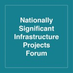 Nationally Significant Infrastructure Projects Forum - website logo