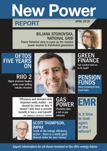 New Power issue 110 April 2018 cover
