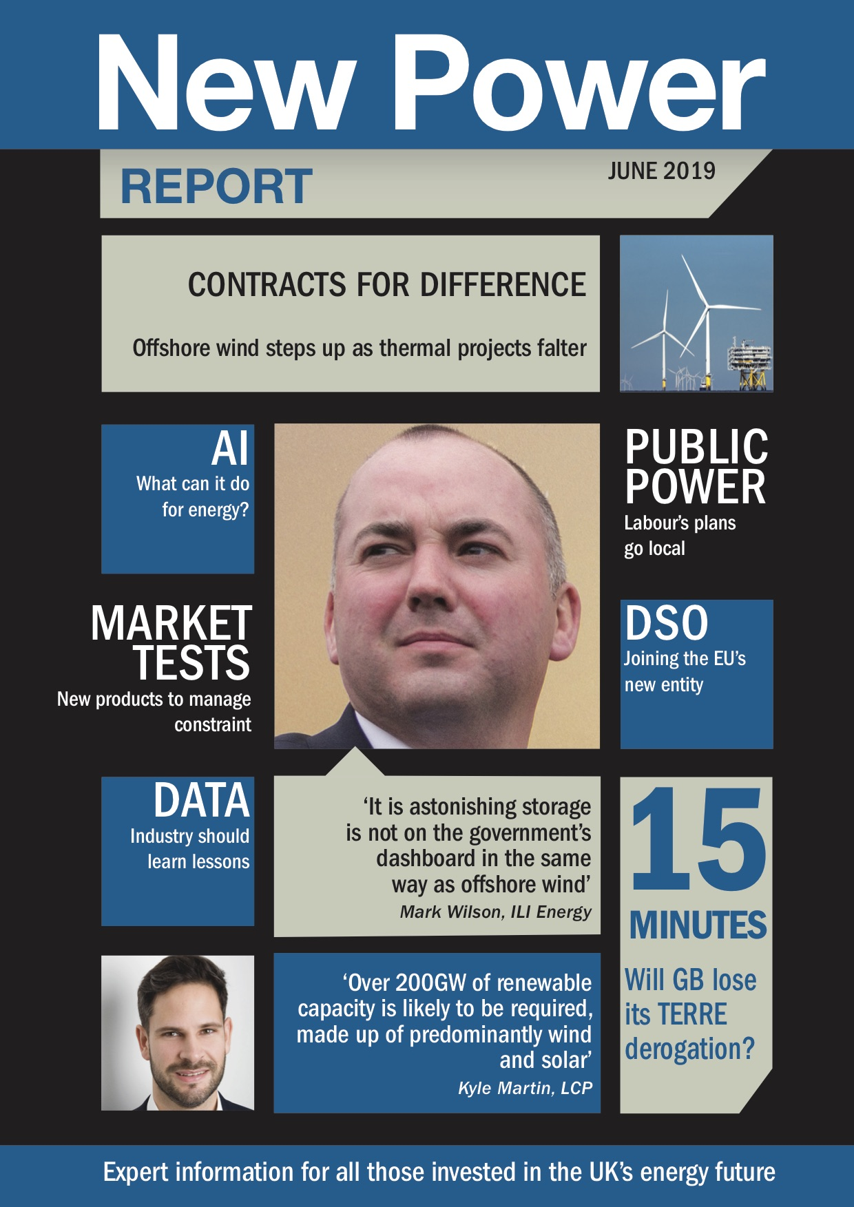 SUBSCRIBERS login now to download the June issue | New Power