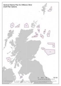 Offshore wind marine plan