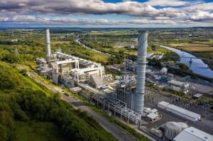 Intergen, Rocksavage Power Station. Runcorn. 7-8 September 2020