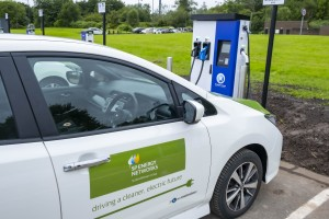 SPEN - Green Recovery - Electric Vehicles